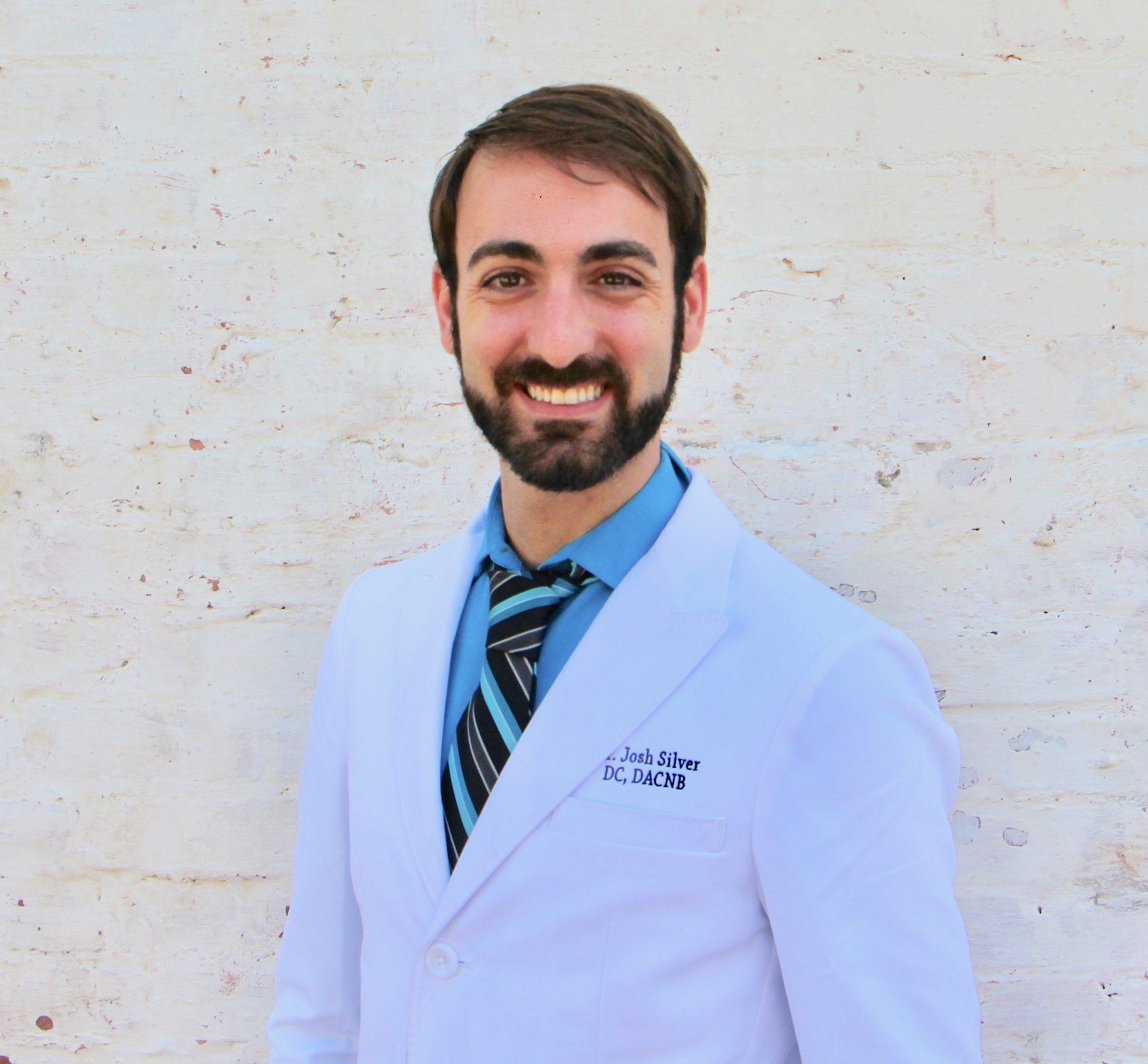 Dr. Adam Harcourt